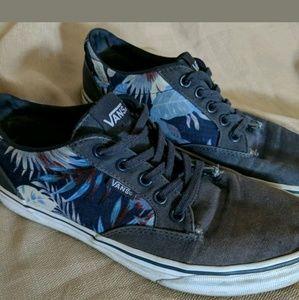Vans Shoes Sneakers Lace up Tropical Old Skool